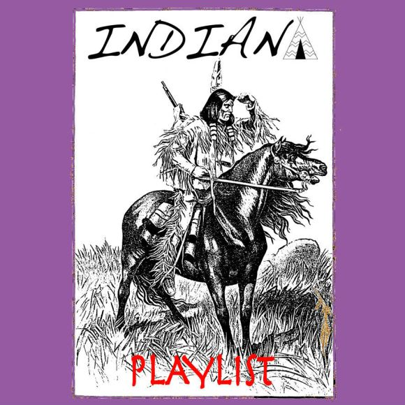 INDIANA PLAYLIST LillaQuadrato
