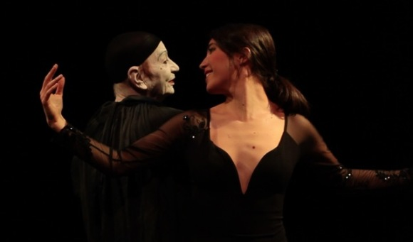 1 Camilla Fascina e Lindsay Kemp - Video